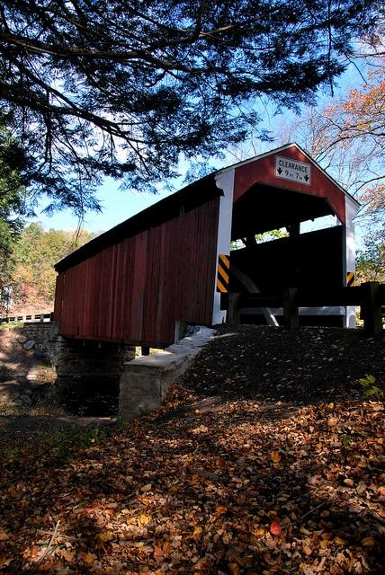Covered Bridge in Pennsylvania