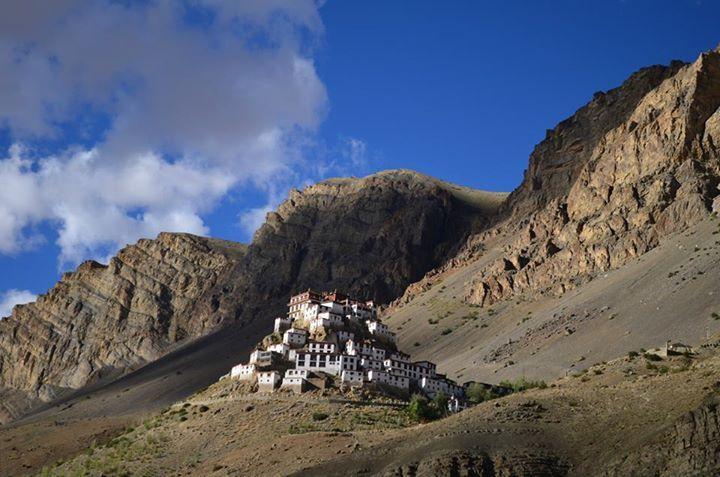 Ki Monastery #Spiti #India #Travel