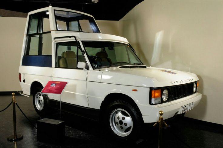Range Rover_Papa JuanPablo II-1982 visita a España
