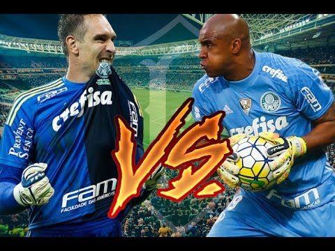 Fernando Prass VS Jailson ● [HD] - Defesas, Lances & Momentos.