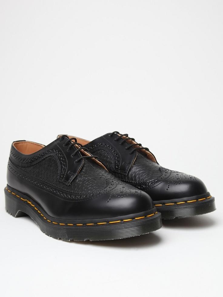 Dr Martens M.I.E Men's 3989 Brogue Shoe - I NEED THEM