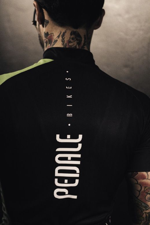 Pedale Cycling Team New Uniform on Behance