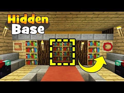 "http://minecraftstream.com/minecraft-tutorials/minecraft-tutorial-how-to-make-a-secret-library-base-hidden-base-tutorial/ - Minecraft Tutorial: How To Make A Secret Library Base ""Hidden Base Tutorial"" Hidden Base Playlist – https://www.youtube.com/playlist?list=PLVfyBBWTXosC6Ps-CHQxpQ6Df2tg3jyNg In this tutorial i show you how to make this awesome hidden library base with a secret redstone door! Twitter – @TSMC360 Check Out My Figurine You Can Buy!..."