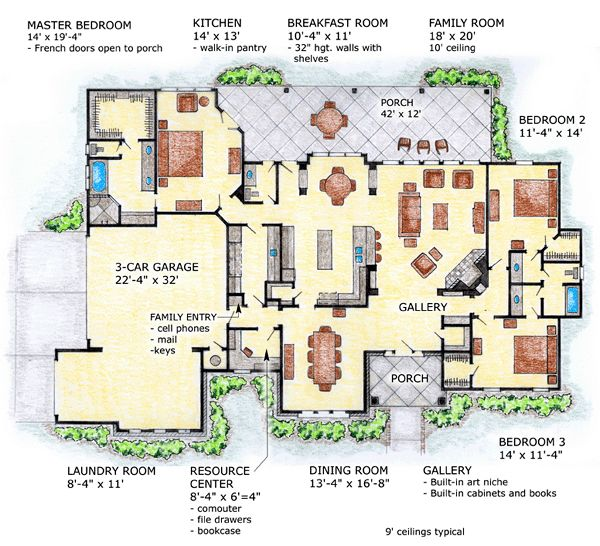 52 best House plans images on Pinterest