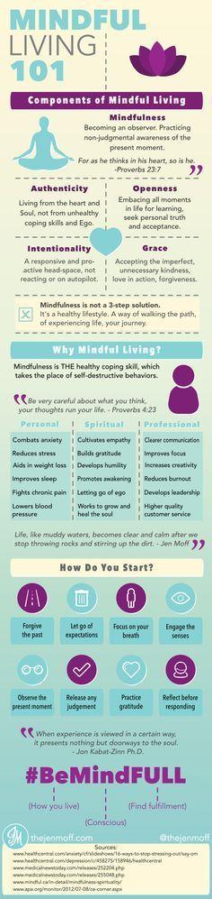 Mindful Living 101 Infographic (scheduled via http://www.tailwindapp.com?utm_source=pinterest&utm_medium=twpin&utm_content=post123808569&utm_campaign=scheduler_attribution)
