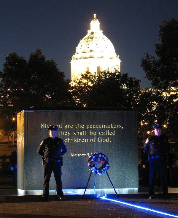 peace officers memorial day quotes