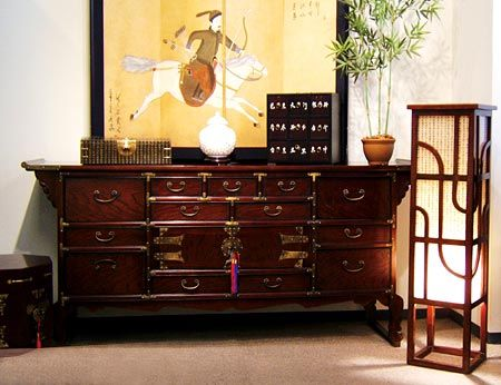 Korean Furniture | Korean Furniture: Buffet TT512| Products For Sale