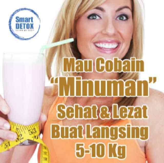 Diet Cepat dengan minuman kesehatan palangsing badan selama 20-40 hari. http://fullsmartdetox.com