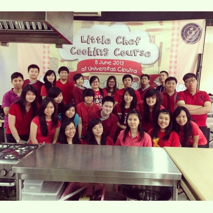 Little Chef Crew (Culinary Business 2011 & 2012   )(Ciputra University)