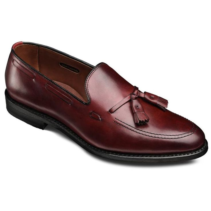 Grayson Dress Loafers, 8215 Oxblood Calf for when I'm rich...