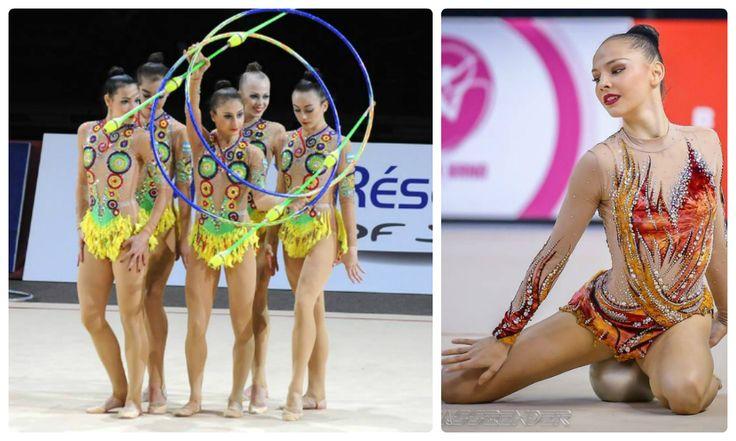 RG Team Uzbekistan at the Olympic Games 2016: - Individual: Serdyukova; - Group: Amirova, Davidova, Ganieva, Kurbonova, Rostoburova