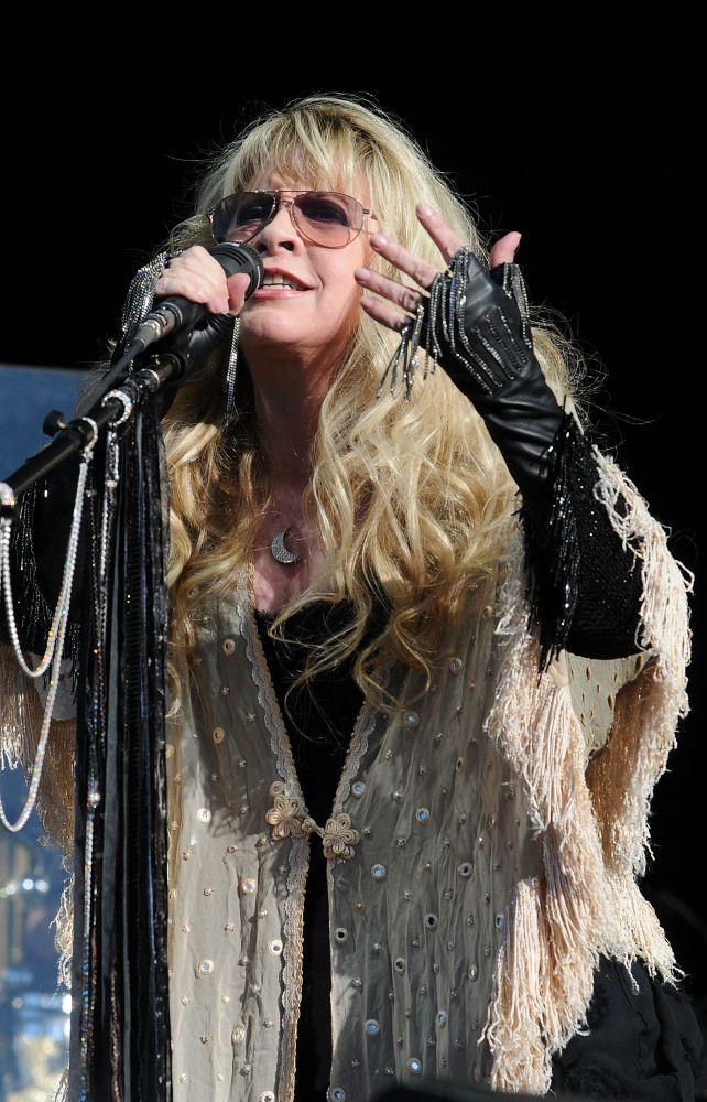 Stevie Nicks- Through the Years