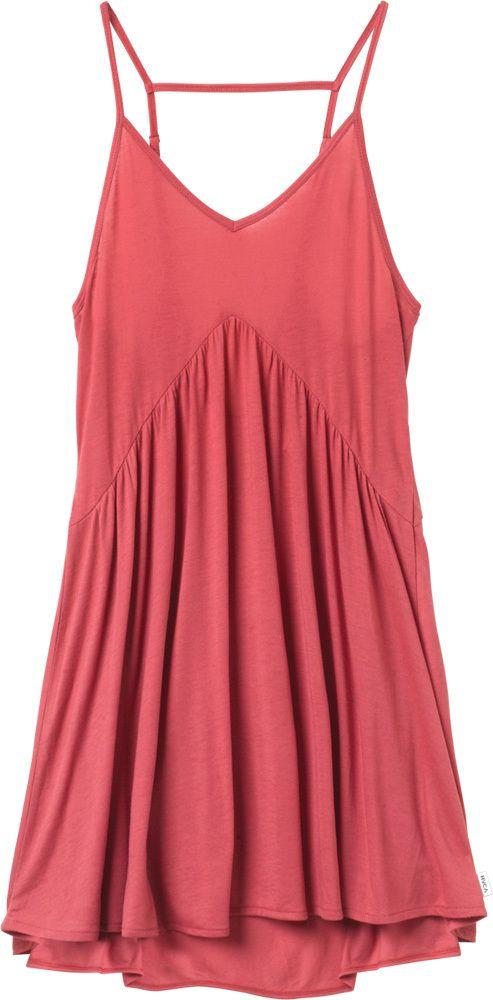 Whimsy dress -jersey knit sleeveless dress