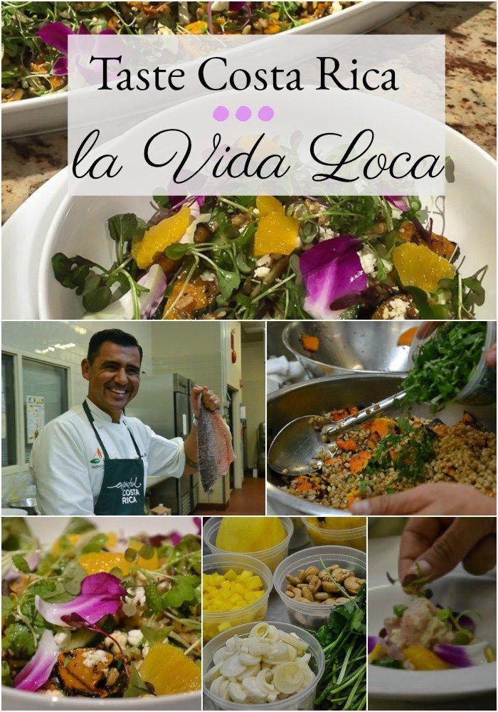 Costa Rica | Eco Tourism | Foodie | #sustainabletravel | Ceviche recipe | Farro Salad #recipe