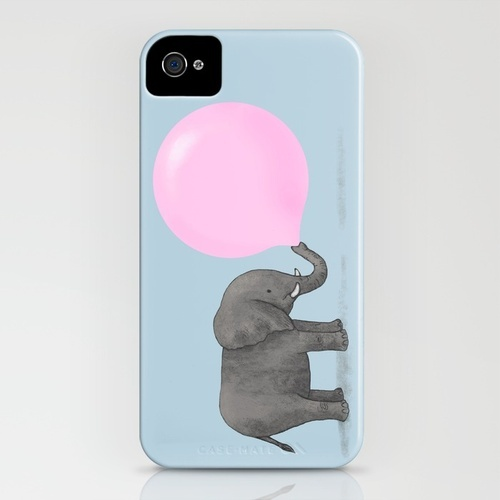 elephant phone case @Missy Nash gets this for her birthday!