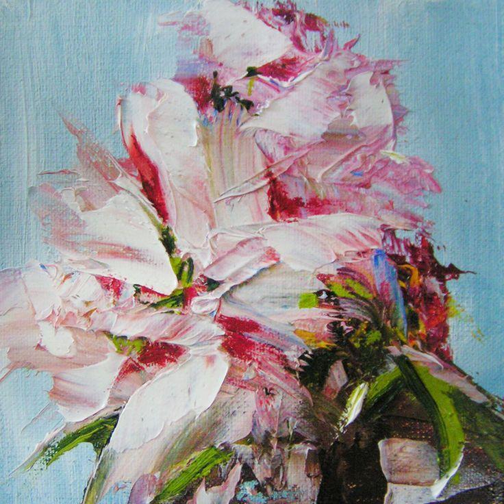 Impressionistic flower #4 by methosw.deviantart.com on @deviantART