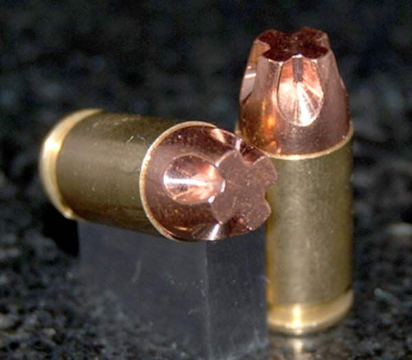 "Lehigh Defense recently introduced a new ammunition line that uses unusually shaped, solid copper bullets. According to the company, the ""resulting permanent wound cavity is two to four times greater than that of a flat or ball nose bullet and often larger than traditional expanding bullets."" If the Xtreme Penetrator bullet design does create a …   Read More …"