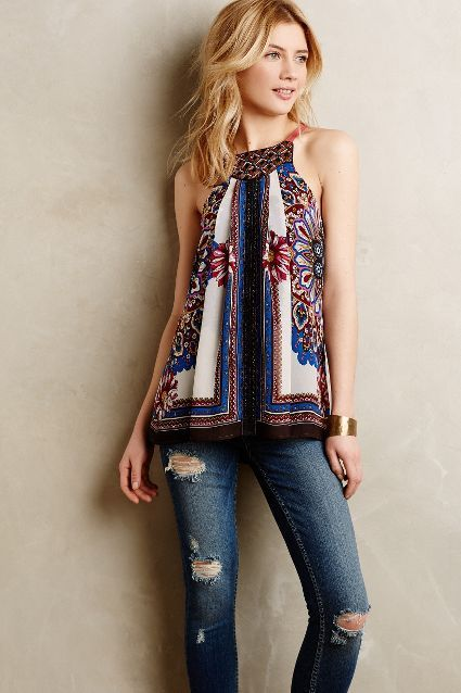 Nala Tank - anthropologie.com #anthrofave