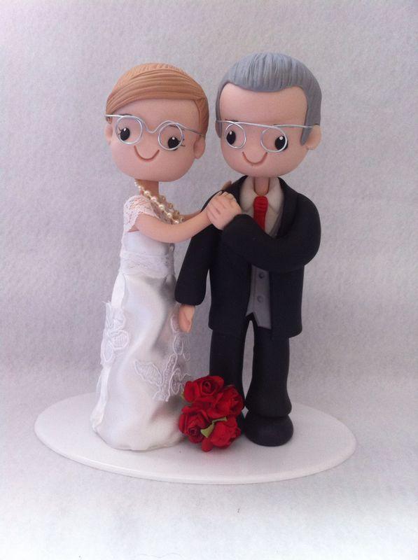 Casal de Noivos Bodas de 50 anos