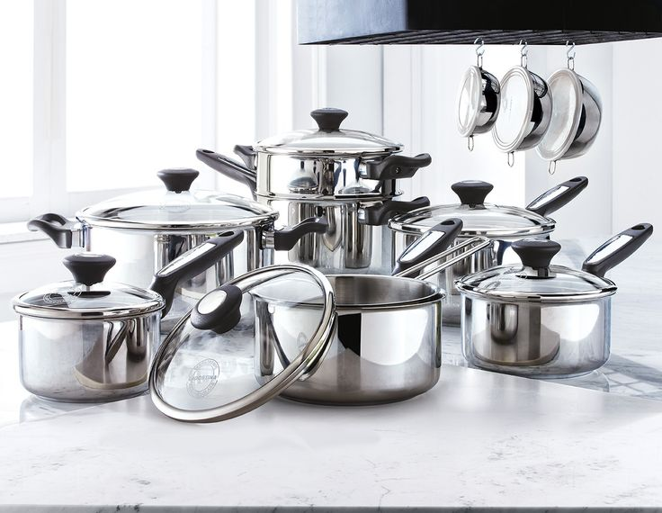 Lagostina® Cucina Classica 18-Piece Cookware Set #SearsWishlist