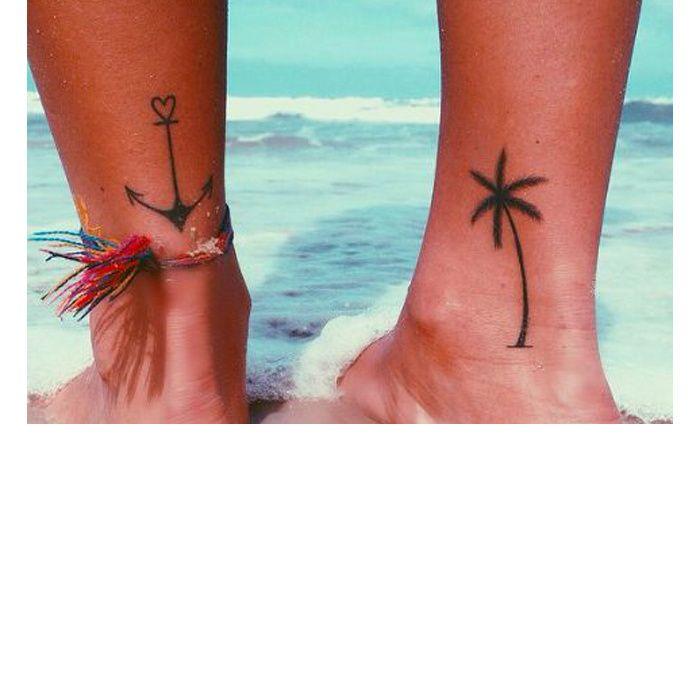 Tatouages 50 dessins pour sublimer nos chevilles cheville id es de tatouages et fraicheur - Tatouage de cheville ...