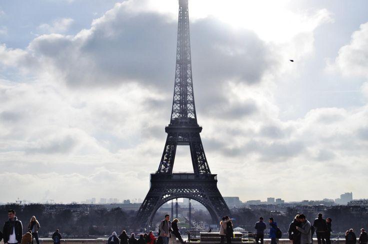 Torre Eiffel, París Francia