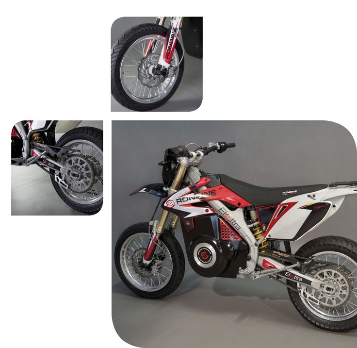 """Elettra Motard, the """"Evergreen"""" version of 100% electric motorcycle by Rondine Motor #electric #mobility #motorcycle"""