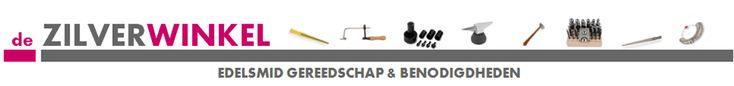 de Zilverwinkel | Edelsmid gereedschap - Slagcijfers & -Letters