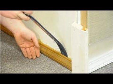 Trim & Molding : How to Replace Floor Trim