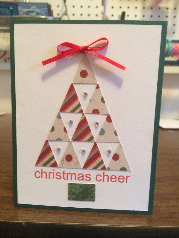 8 besten weihnachtskarten bilder auf pinterest for Weihnachtskarten pinterest
