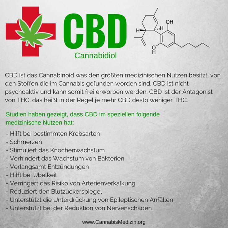 Wir wollen euch die medizinischen Nutzen der verschiedenen Cannabinoiden vorstellen. Heute starten wir mit CBD!  Cannabis Hanf Hemp Weed Marijuana Marihuana Medizin