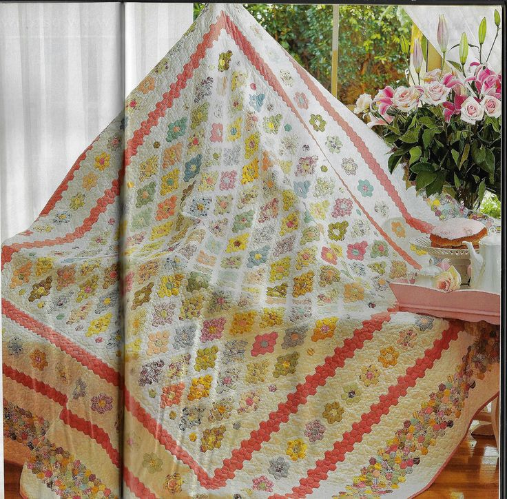 INSANITY Quilt pattern Rhonda Pearce magazine pullout #RhondaPearce
