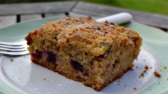 Blackberry and Apple Crumble Cake - Healthy, Tasty & Easy Recipes on a Budget - Gourmet Mum