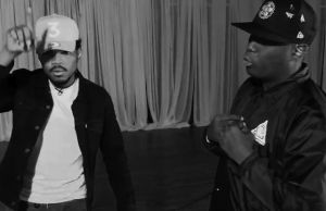 Chance the Rapper f. Jay Electronica & My Cousin Nicole How Great Video