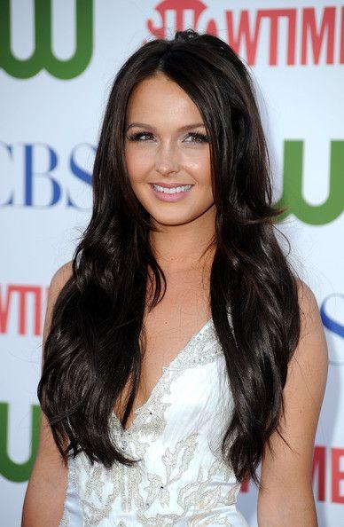Camilla Luddington - CBS, The CW & Showtime's 2011 TCA Party - Arrivals