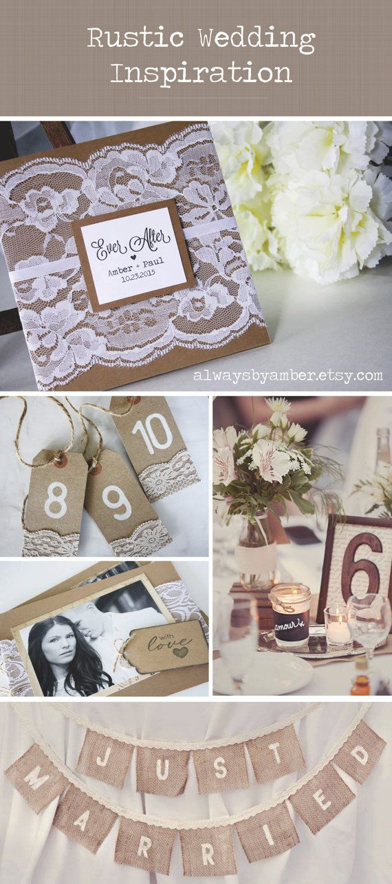 Looking for inspiration for your special day? Check out these awesome rustic ideas that would be a perfect match for an event at The Barns | wolftrap.org