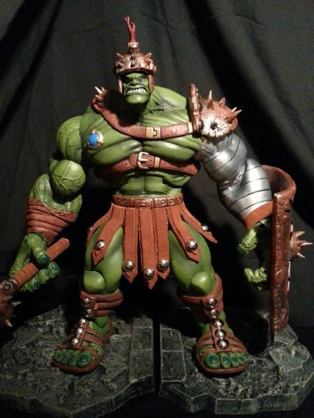 Planet Hulk (Marvel Legends) Custom Action Figure