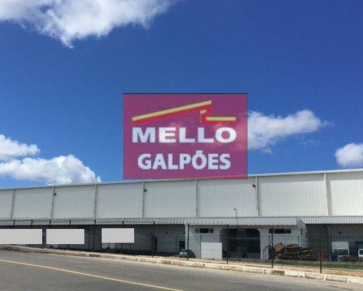 Pavilhão/Galpão Salão Comercial para Aluguel em Pirajá Salvador-BA
