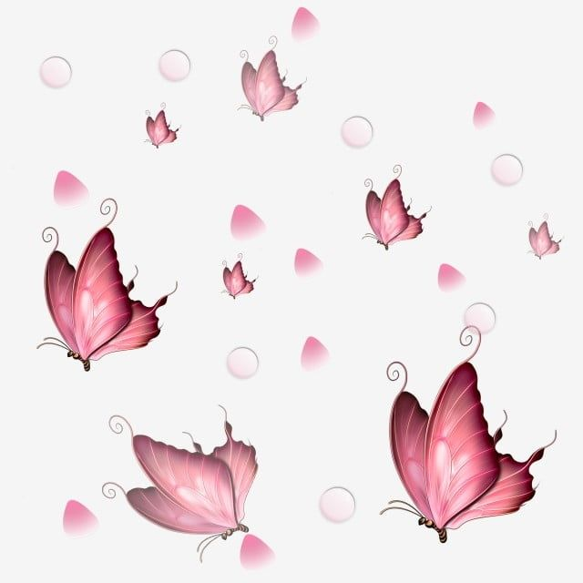 Borboleta Rosa Flutuando No Borboleta Flutuador Rosa Imagem Png E Psd Para Download Gratuito Pink Butterfly Butterfly Clip Art Pink Background