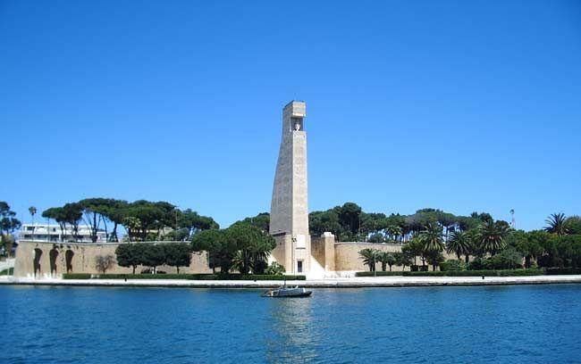 Monumento al Marinaio, #brindisi #puglia #italy #BRIMD