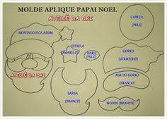 Resultado de imagen para moldes natal blogspot