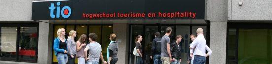 In 2012 ben ik begonnen aan de studie hotel en eventmanagement op Hogeschool Tio.