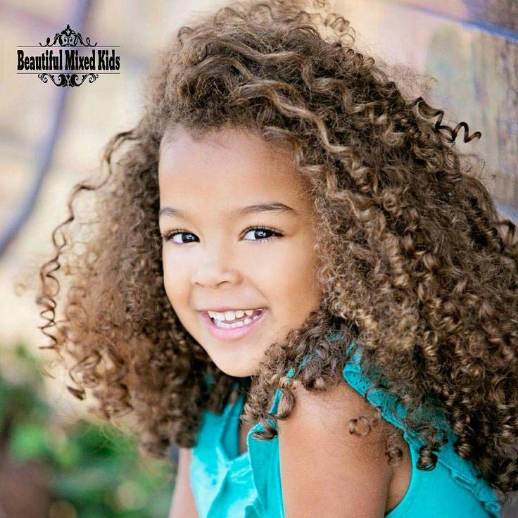 Simone 4 Years African American Amp Caucasian Follow