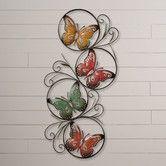 Found it at Wayfair - Ila Butterfly Wall Decor