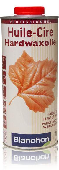Huile-Cire, huile naturelle pour bois, parquets et planchers | Blanchon