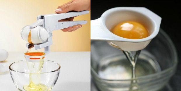 Kitchen tricks: Ei-scheiden als een baas