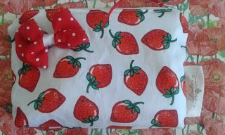 Lavelleen: A little strawberry.