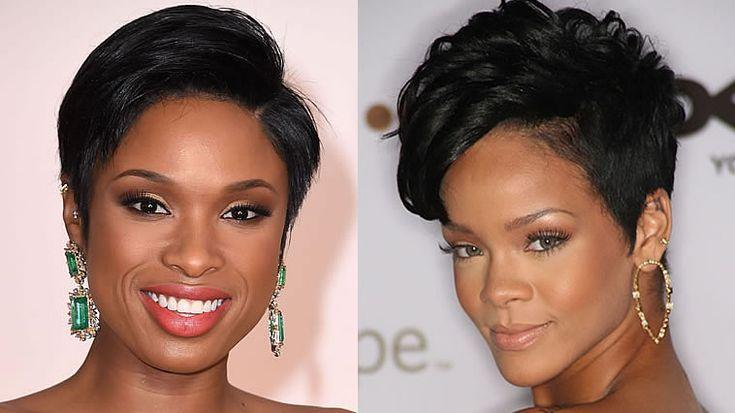 2020 Pixie Haircuts für schwarze Frauen