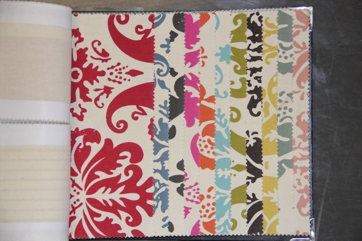 Canvas Damask colourways