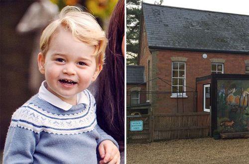 Принц Джордж уже достаточно взрослый, чтобы идти в детский сад